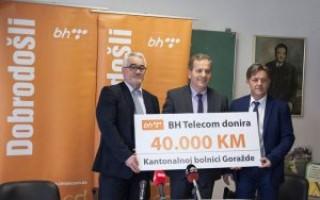 Donacija BH Telecom-a u vrijednosti 40.000KM